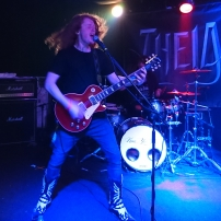 Kyle Lamley at The Station Venue, Cannock