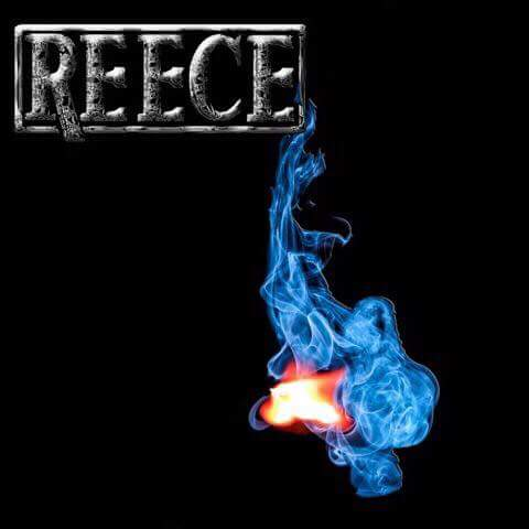 Reece - 'Ignited'  Album Cover
